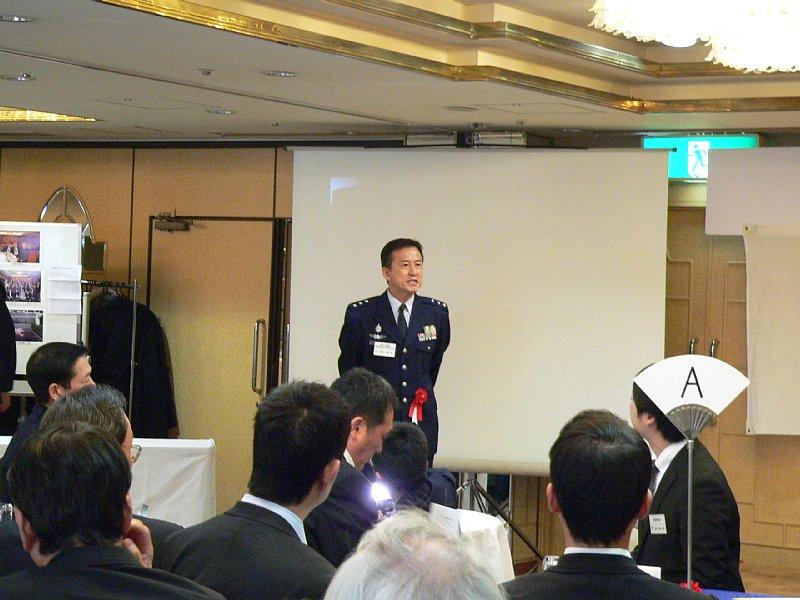 http://fukuoka.goyu.jp/%E2%91%A2%E8%A5%BF%E7%A9%BA%E5%8F%B8%E4%BB%A4%E5%AE%98%E8%AC%9B%E8%A9%B1.JPG